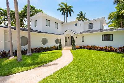 Miami Beach Single Family Home For Sale: 1611 W 24th St