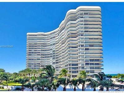 Bal Harbour Condo For Sale: 9601 Collins Ave #1708