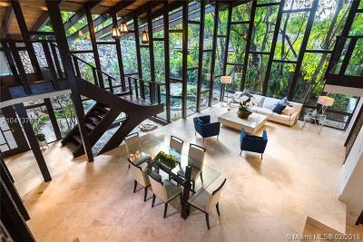 Coral Gables Single Family Home For Sale: 4880 Granada Blvd