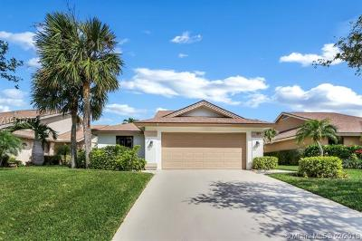 Jupiter Single Family Home For Sale: 197 Ridge Road