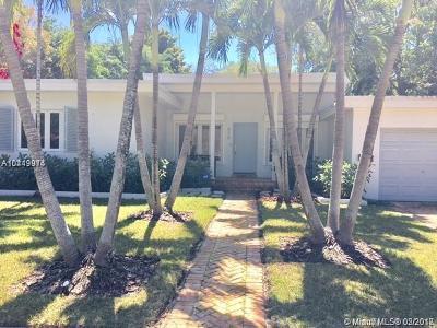 Miami Shores Single Family Home For Sale: 670 NE 93rd St