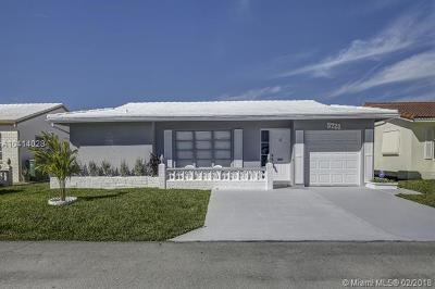 Tamarac Single Family Home For Sale: 5721 NW 85th Ter