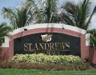 West Palm Beach FL Condo For Sale: $90,000