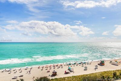 Miami Beach Condo For Sale: 4201 Collins Ave #901