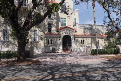 Coral Gables Condo For Sale: 111 Edgewater Dr #1A