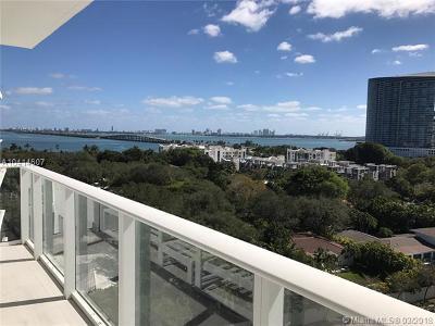 Miami Condo For Sale: 4250 Biscayne Blvd #1119