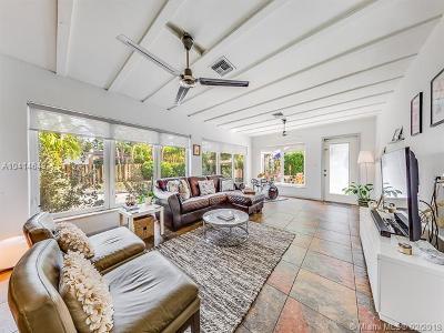 Miami Shores Single Family Home For Sale: 150 NE 107th St