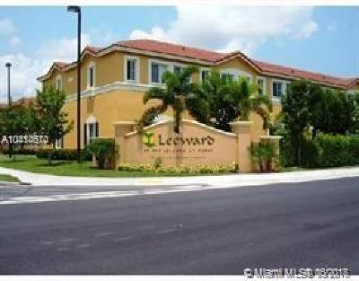 Doral Condo For Sale: 10763 NW 83rd St #3-20