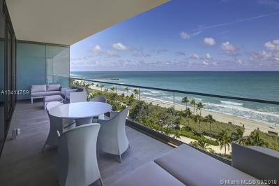 Bal Harbour Condo For Sale: 10203 Collins Ave #803 NE