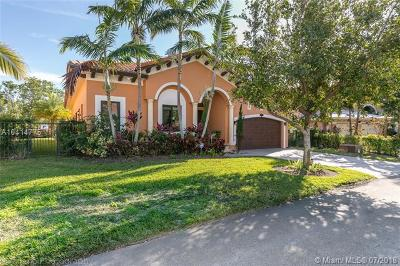 Cutler Bay Single Family Home For Sale: 7736 SW 193rd Ln