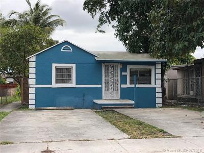 Miami Single Family Home For Sale: 7675 NW 16th Ave