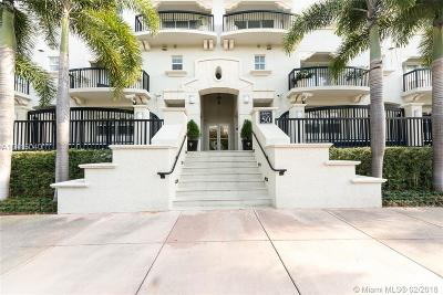 Coral Gables Condo For Sale: 50 Alhambra Circle #106