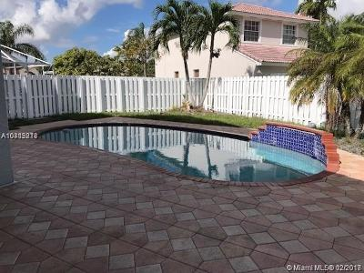 Miramar Single Family Home For Sale: 15201 SW 50th St