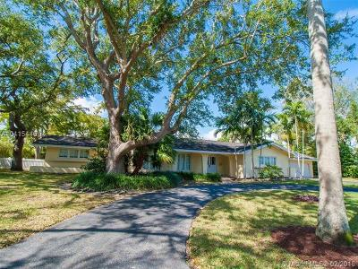 Palmetto Bay Single Family Home For Sale: 14822 SW 74th Pl