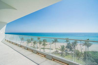 Miami-Dade County Condo For Sale: 16901 Collins Ave #602