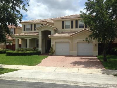 Single Family Home For Sale: 12231 SW 122nd Path