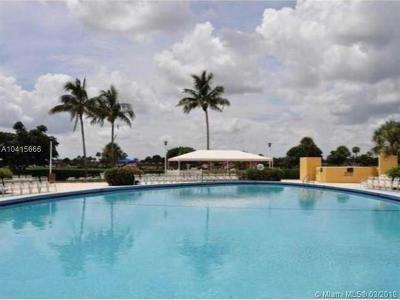 Delray Beach Condo For Sale: 508 Saxony K #508