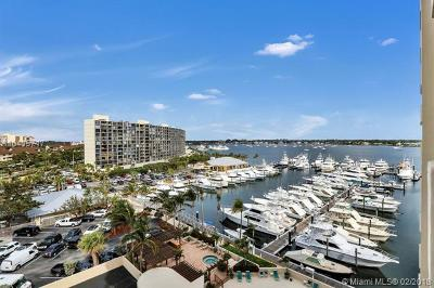 Palm Beach County Condo For Sale: 108 Lakeshore Drive #838