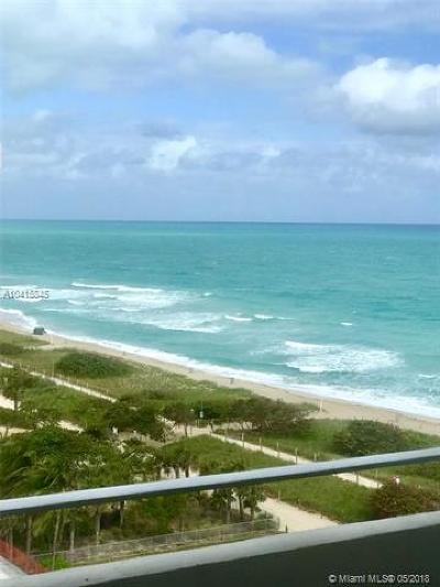 Surfside Condo For Sale: 9225 Collins Ave #1105