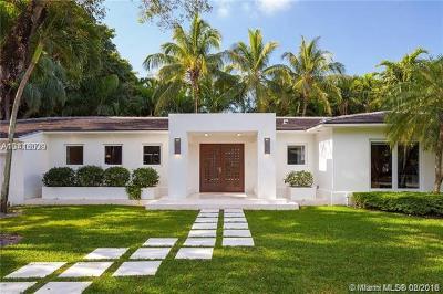 Coral Gables Single Family Home For Sale: 430 San Servando
