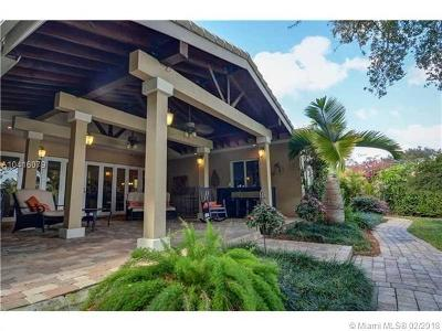 Miami Shores Single Family Home For Sale: 10221 NE 13th Ave