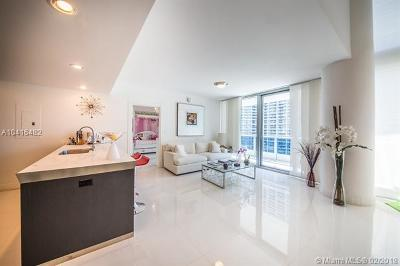 Condo For Sale: 200 Biscayne Boulevard Way #1105
