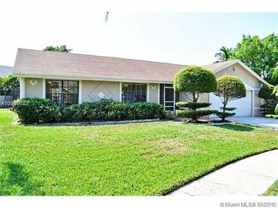 Lauderhill Single Family Home For Sale: 4500 NW 71 Ave