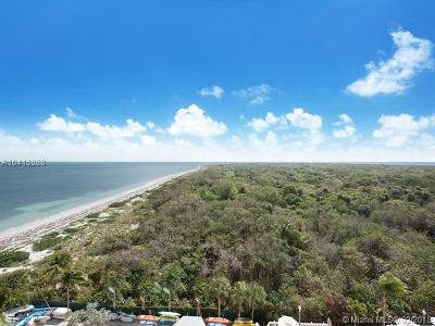 Key Biscayne Condo For Sale: 1111 Crandon Blvd #B902