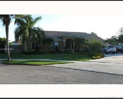 Cutler Bay Single Family Home Pending Sale