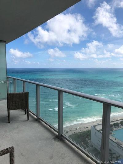 Hollywood Condo For Sale: 4111 S Ocean Dr #2107