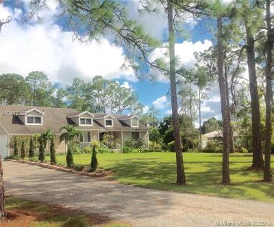 Jupiter Single Family Home For Sale: 16798 N 127th Dr N