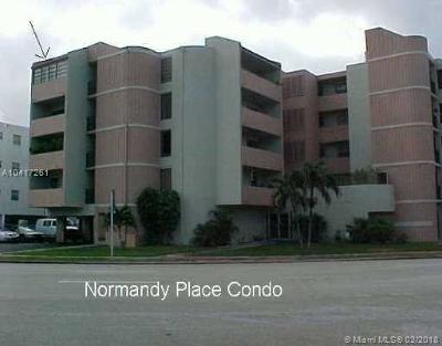 Condo For Sale: 2000 Biarritz Dr #205