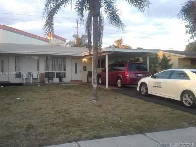 Oakland Park Multi Family Home For Sale: 131 NW 57th St