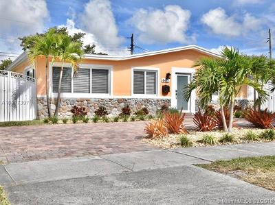 West Miami Single Family Home For Sale: 6411 SW 22nd St