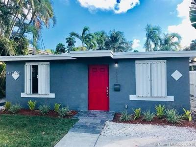 Oakland Park Single Family Home For Sale: 1022 NE 34th Ct