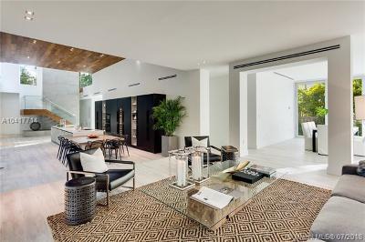 Coconut Grove FL Single Family Home For Sale: $3,199,900