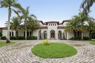 Miramar Single Family Home For Sale: 3951 SW 136th Ave