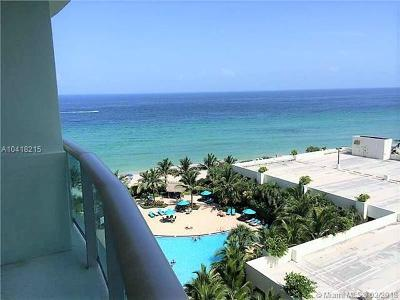 Hollywood Condo For Sale: 3801 S Ocean Dr #9K