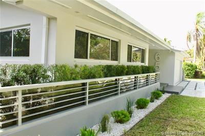 Miami Shores Single Family Home For Sale: 650 NE 97th St