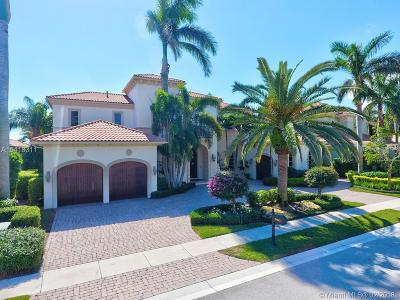 Palm Beach Gardens Single Family Home For Sale: 680 Hermitage Cir