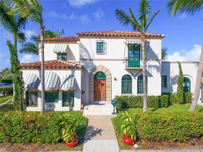 Palm Beach County Single Family Home For Sale: 545 37th St