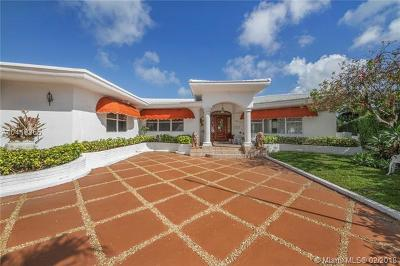 North Miami Single Family Home For Sale: 12615 Cyprus Rd