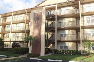Pembroke Pines Condo For Sale: 701 SW 128th Ave #314F