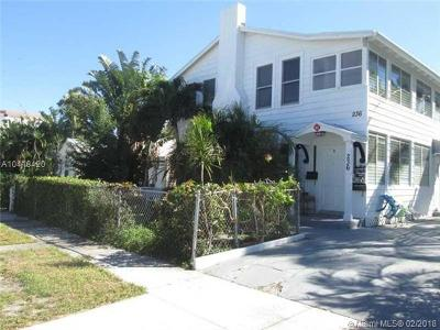 Palm Beach County Multi Family Home For Sale: 236 Lakeland Dr