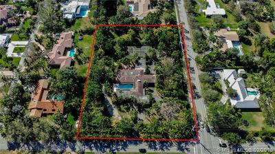 Pinecrest Residential Lots & Land For Sale: 6200 Montgomery Dr