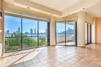 Aventura Condo For Sale: 3000 Island Blvd #TH-3