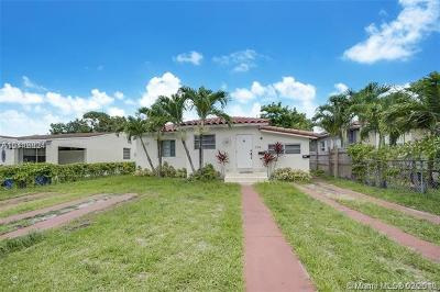 Multi Family Home For Sale: 3134 SW 25th Ter