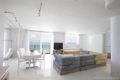 Miami Beach Condo For Sale: 345 Ocean Dr #1116