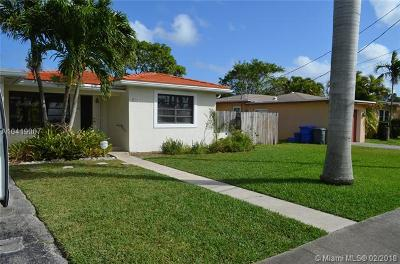 Hollywood Single Family Home For Sale: 805 N 31st Ave