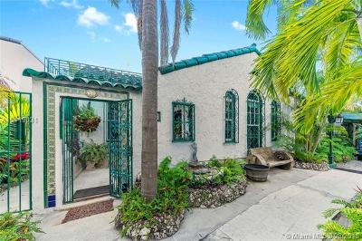 Miami Single Family Home For Sale: 1828 SW 14th Ter